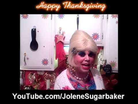 Thanksgiving Message From Jolene