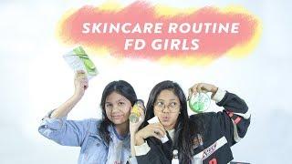 Skincare Routine Remaja feat. FD Girls!