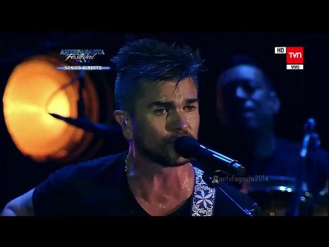 Juanes - Gotas de Agua Dulce - Festival Antofagasta 2014