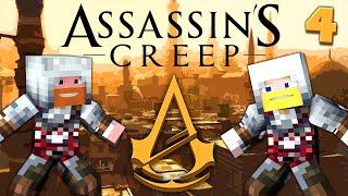 Minecraft ★ ASSASSIN'S CREEP (4 - FINAL) - Dumb & Dumber