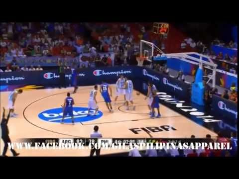 Gilas Pilipinas Fiba World Cup 2014 Highlights and Tribute