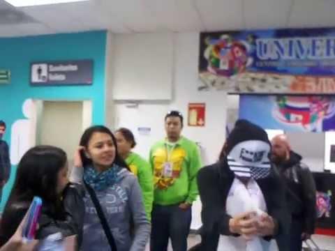 Mario Bautista | Aeropuerto Reynosa 13/02/15