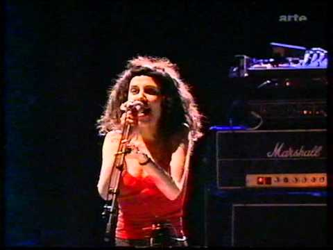 PJ HARVEY - a  Perfect day  Elise - LIVE
