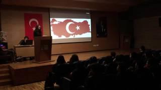 18 Mart Çanakkale Zaferi Şiir Dinletisi