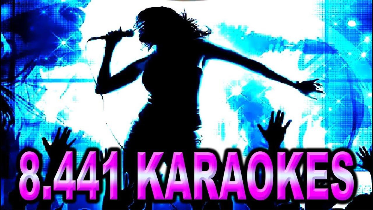 karaoke en formato mpg: