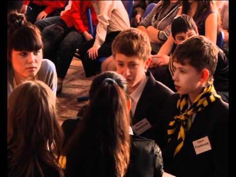 Поединок «Что? Где? Россия!» для юных интеллектуалов
