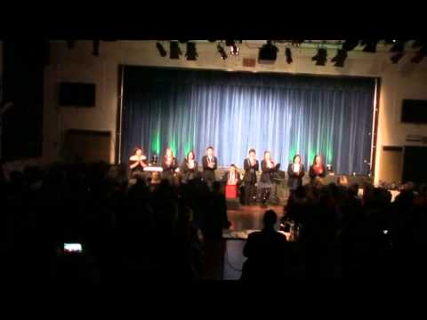 Senior Vocal Group - Ormiston Rivers Academy - Where Have You Been/Raining Men