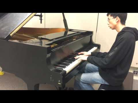 Luke Christopher - Lot to Learn Piano Cover