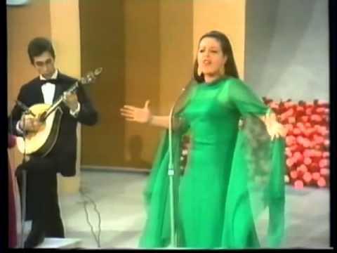 Eurovision 1969   Simone de Oliveira   Desfolhada portuguesa