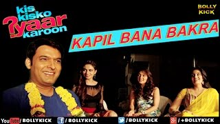 Kis Kisko Pyaar Karoon Official Trailer 2015 | Hindi Movies | Kapil Sharma Bana Bakra