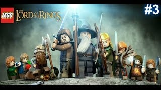"Прохождение (Lego:The Lord of The Rings) часть 3 ""Заветрь"""