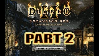 Diablo 2 Hardcore Hell Run 9 (Paladin/Zeal), Part 2 (A4-5 Normal)