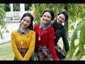 Q Genz Girls 《巧千金》2016 Chinese New Year Single HD 高清新年单曲-Ying Xin Song Jiu 迎新送旧 (Official MV)