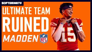 Ultimate Team RUINED Madden