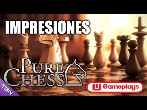 Impresiones Pure Chess | Wii U | Español HD