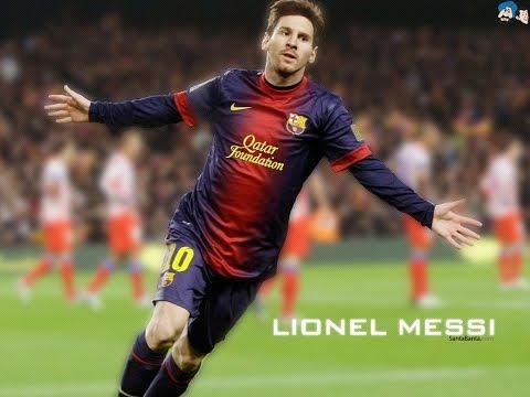 Lionel Messi All 371 Goals  2004   2014 Part 1