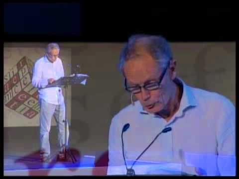 Serata del 7/6/2012 De Luca Festival delle letterature Roma 2012