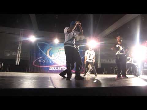 World Of Dance LA 2013 - Tight Eyez ft. Street Kingdom