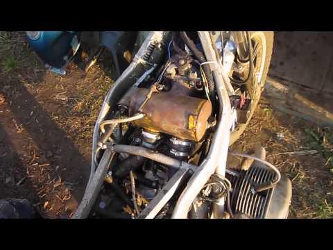 Инжектор для мотоцикла урал своими руками