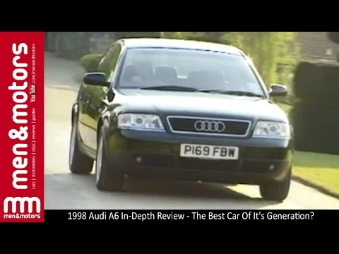 1998 Audi A6 In-Depth Review - The Best Car Of It's Generation?