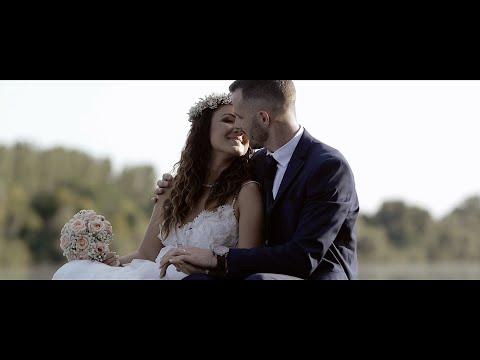 Erika & Roland ◯ esküvői klip