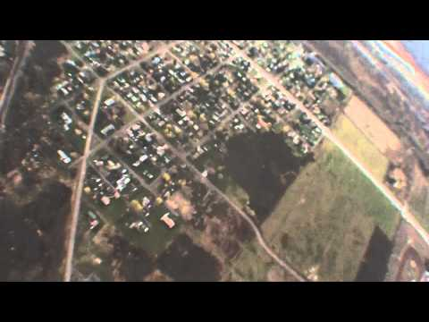 Skydiving Plane Crash View 1
