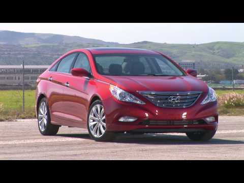 First Test: 2011 Hyundai Sonata video