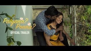 Paiyana Ponna - Johan Anthony l Shilpi sharma l Ratheja (Official Trailer) 4K