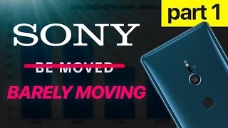 The State Of Sony Mobile (Part 1)