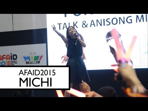 AFAID 2015 - MICHI - Cry For The Truth - LIVE - FANCAM