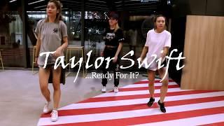 ...Ready For It? | Taylor Swift @msandreaschua choreography