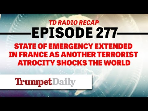 State of Emergency Extended in France as Another Terrorist Atrocity Shocks the World