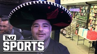Andy Ruiz Claps Back at Tyson Fury, You're Fat-Shaming Me to Stay Relevant! | TMZ Sports
