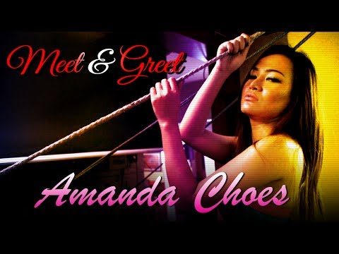 Amanda Choes - Meet And Greet - Tv Musik Indonesia - Nstv video