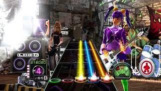 Guitar Hero 3: Tom Morello Guitar Battle - 100% FC