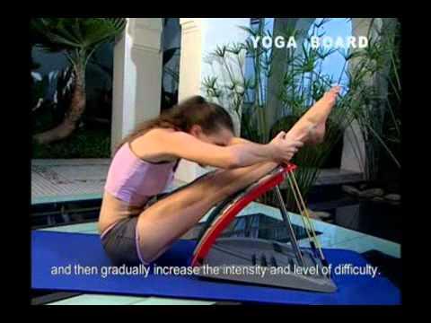 BR 2671S Yoga Training Bench Set