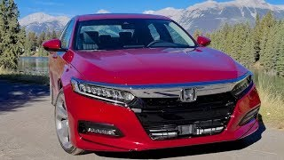 Honda Accord Review-THIS OR CAMRY??