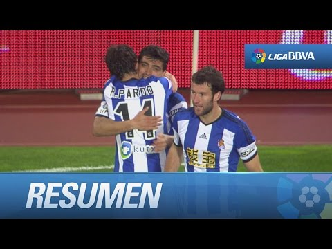 Resumen de Real Sociedad (3-1) Córdoba CF