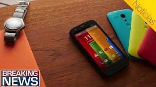 Motorola Moto G, el renovado móvil rompe mercados