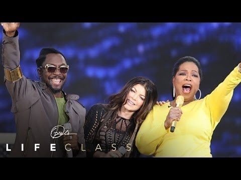 Behind the Scenes of the Flash Mob - Oprah's Lifeclass - Oprah Winfrey Network