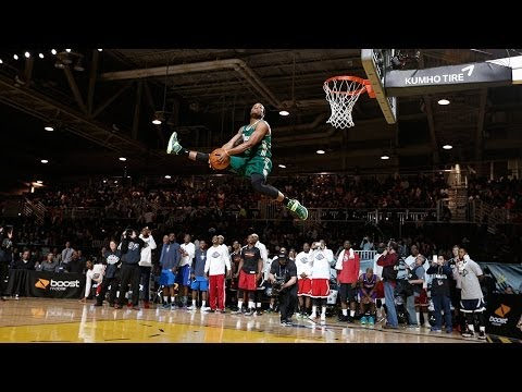 2014 Nba D-league Slam Dunk Contest Presented By Boost Mobile video