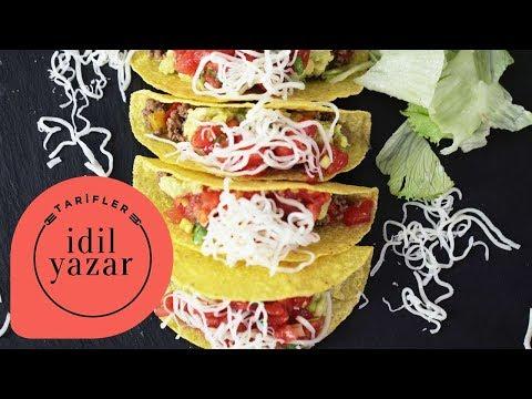 Taco Tarifi - İdil Yazar - Yemek Tarifleri