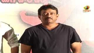 Dongala Mutha - Ram Gopal Varma's punch to reporter & funny interview - Satya 2 Movie Trailer Launch