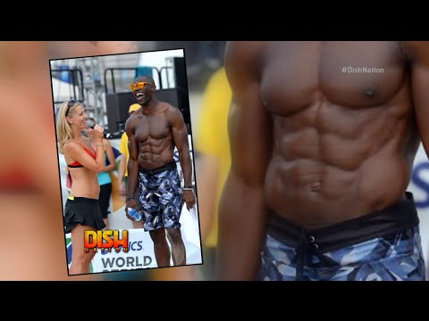 "Terrell Owens Is Willing To Bare All In The Stripper Flick ""Chocolate City!"""