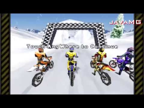 Moto Riders 3D (JAVA) (LANDSCAPE HD)