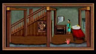 King's Quest III Remake Easter Egg w/ Mordak