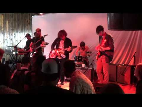 Kingdom of the Holy Sun Live in Austin, TX.  May 01, 2016