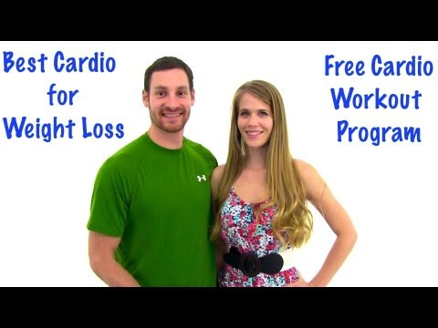 What is the Best Cardio for Fat Loss? Best Cardio to Lose Weight Fast - Free Cardio Workout program