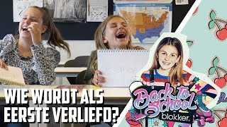 BRUGKLAS MOST LIKELY TO TAG - BACKTOSCHOOL | SENNABELLOD