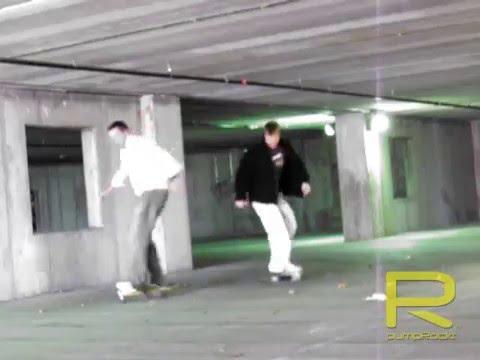 pumpRockr:  a skateboard and RipStik & Wave hybrid
